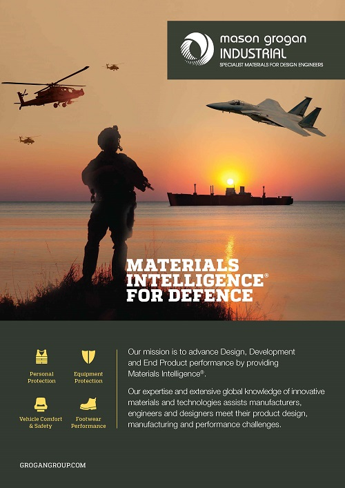 Specialist Materials for Defence