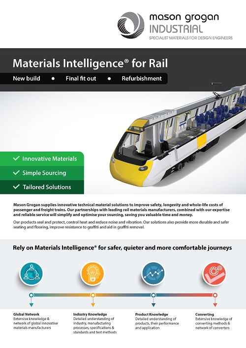 Technical Materials for Rail