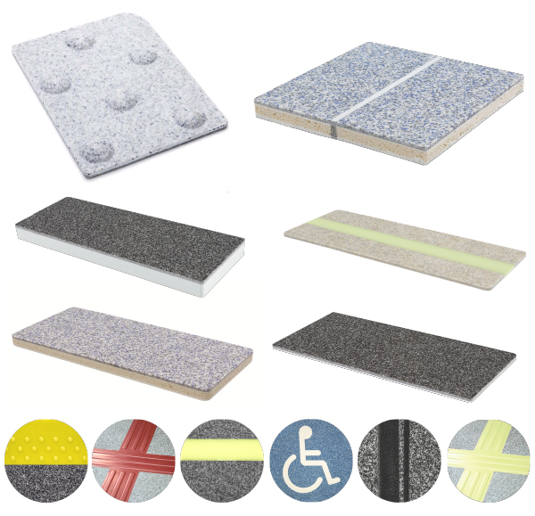 Abrastop™ Train Flooring