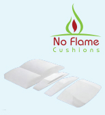 No Flame Cushions