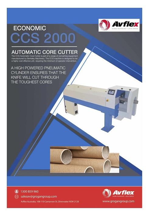 Automatic Core Cutter CCS2000