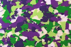EVA 190 Green Purple White 3mm