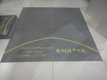 Abrastop™ floor panels